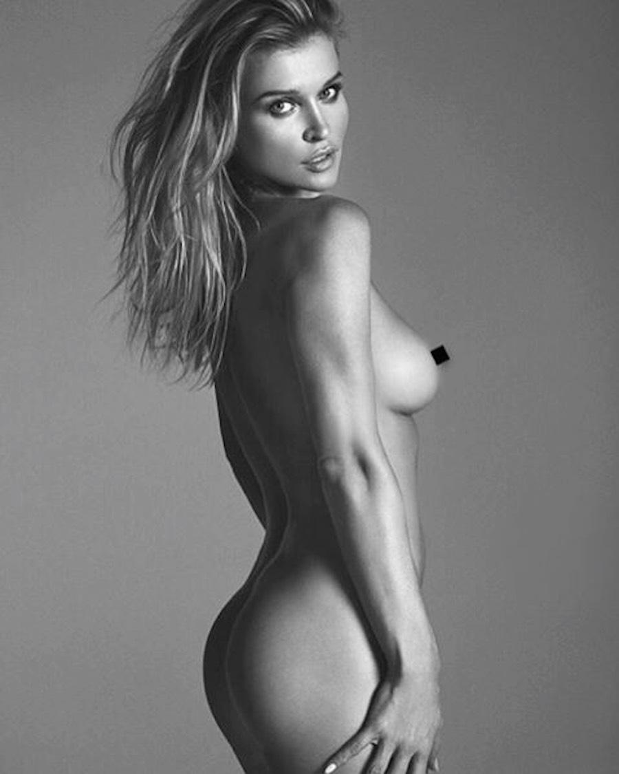 Desnudo de Joanna Krupa