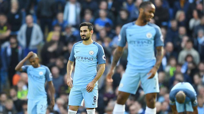 Manchester City está en su primera crisis de la campaña