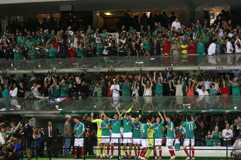 Uruguay versus Mexico: FIFA U-17 World Cup Mexico 2011 Final