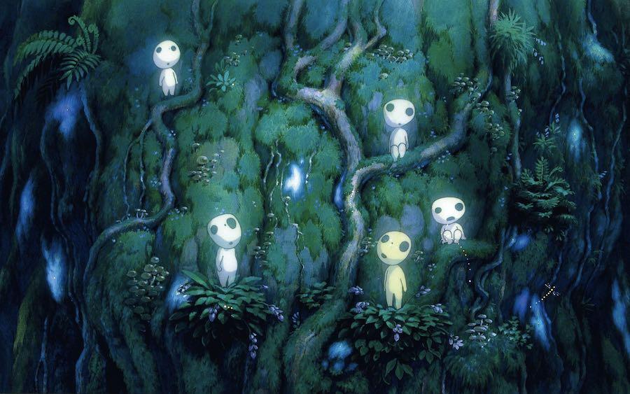 Mononoke Studio Ghibli