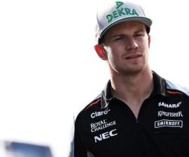 Nico Hulkenberg se va de Force India
