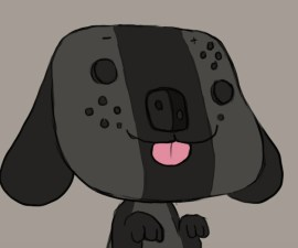 Nintendo Switch - Perrito