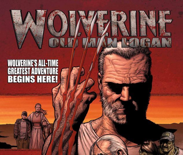 Old Man Logan Wolverine 3