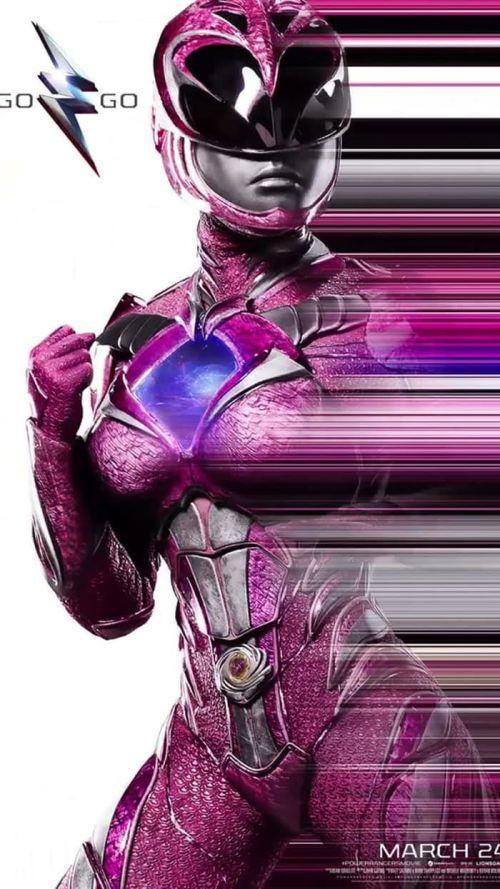 pink-ranger-poster
