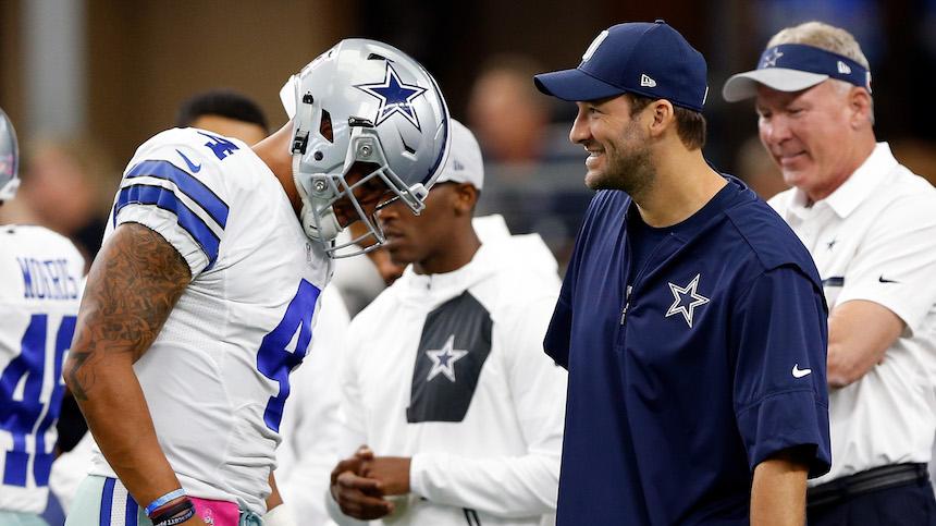 Dak Prescott ers el remplazo perfecto para Romo