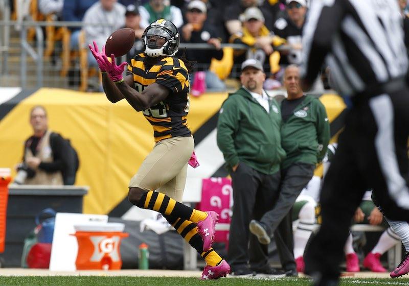 Sammie Coates Steelers
