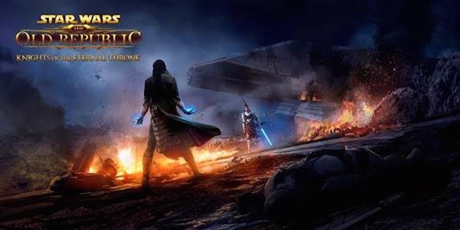 Póster de Star Wars: The Old Republic