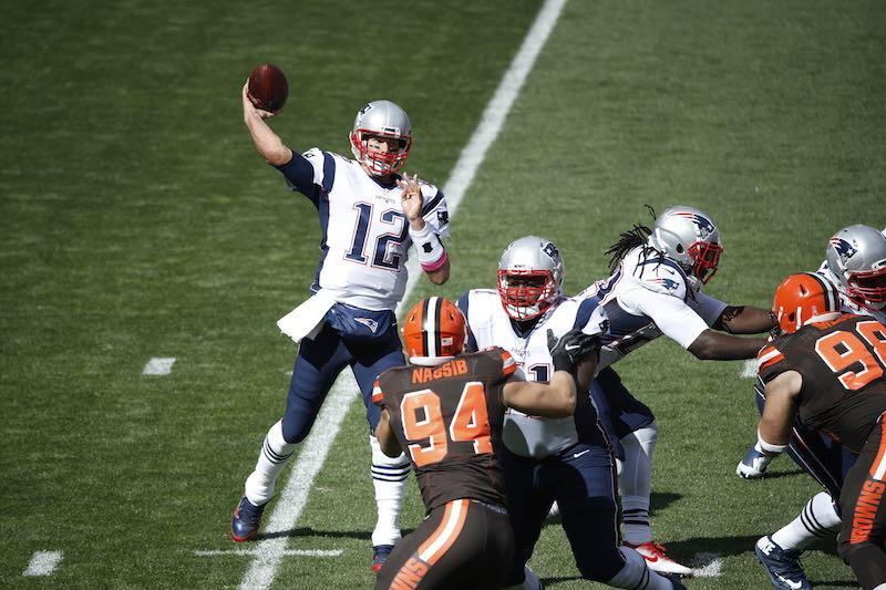 Tom Brady regresa con Patriots