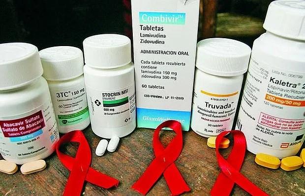 VIH Medicamentos
