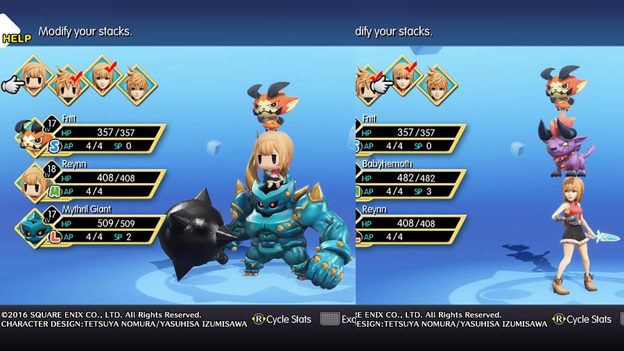 World of Final Fantasy Lilikin/Jiant