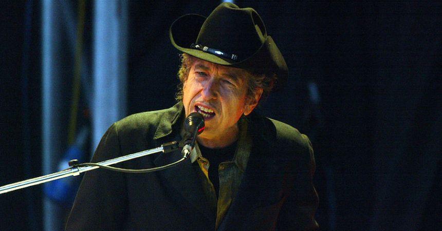 Bob Dylan confirma que no asistirá a la ceremonia del Premio Nobel.