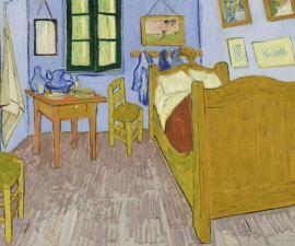 Cama de Van Gogh