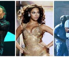 Radiohead, Beyoncé y Kendrick Lamar podrían encabezar Coachella.