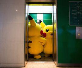 Después de mucho tiempo se reveló que el botón de 'abrir puerta' del elevador no servía