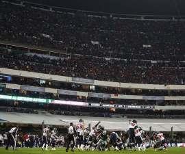 Estadio Azteca juego