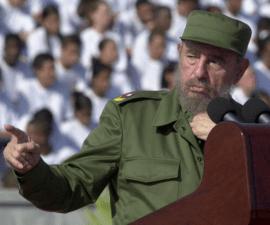 Discurso Fidel Castro