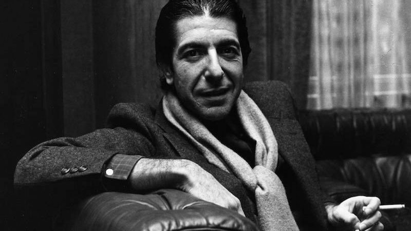 Image result for 10 Time About Leonard Cohen
