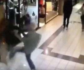 Anciano detiene a un ladrón