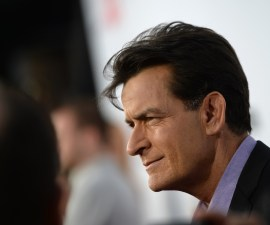 El Actor Charlie Sheen