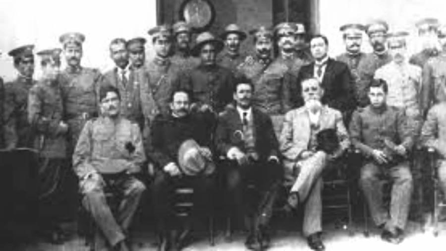 Constitución de 1917