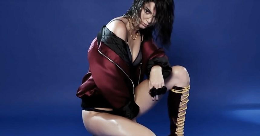 Revista LOVE - Kendall Jenner