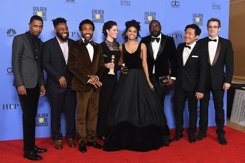 Atlanta Golden Globes