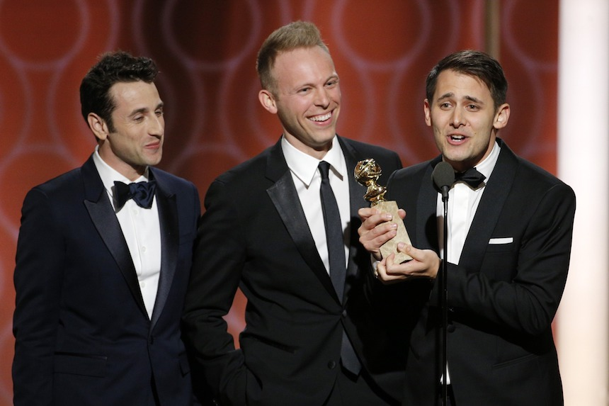 Justin Hurwitz La La Land Golden Globes