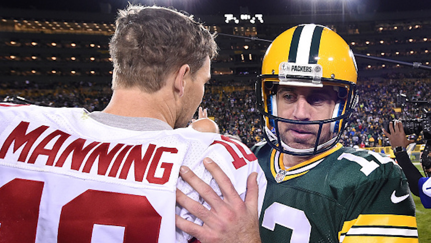 New York Giants v Green Bay Packers