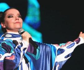 Björk y el Ceremonia
