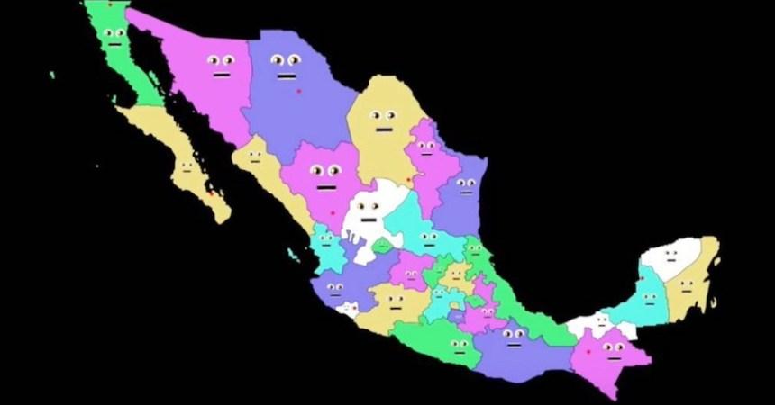 Canción sobre México y sus estados
