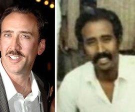 Nicolas Cage Hindú