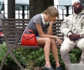 Taylor Swift Triste