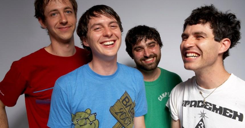 Animal Collective estrena nueva canción.