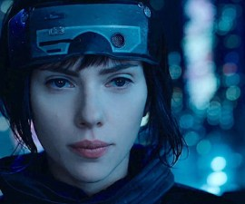 Ghost in the Shell - Scarlett Johansson