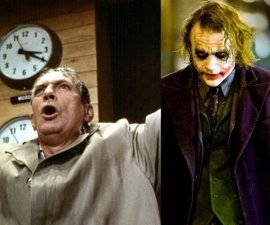 Heath Ledger - Peter Finch