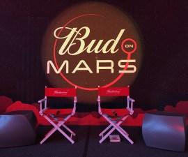 Presentacion Budweiser Marte
