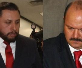 Antonio Tarín García y César Duarte