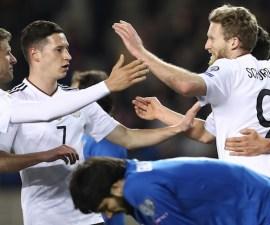 Azerbaijan v Germany - FIFA 2018 World Cup Qualifier