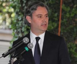 Aurelio Nuño, secretario de Educación Pública