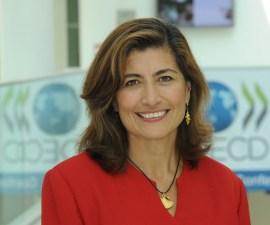 Gabriela Ramos, Directora de Gabinete de la OCDE, Sherpa ante el G20 y Consejera Especial para el Secretario General