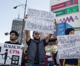 Manifestaciones podrán ser disueltas debido a la Ley Atenco
