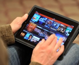 Netflix en Tablet