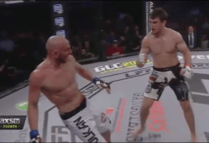 Video: peleador intenta la peor patada de la historia y después es noqueado
