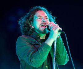 Eddie Veder de Pearl Jam