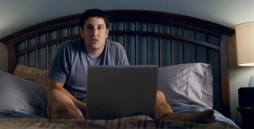 American Pie - Porno en internet