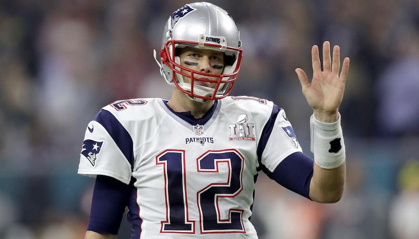 FBI encuentra el Jersey de Tom Brady en Mexico