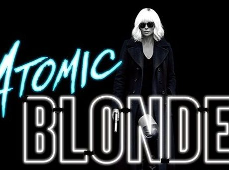 Poster Atomic Blonde