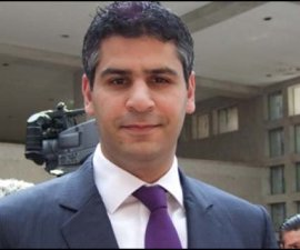El diputado federal, Abdala Tarek