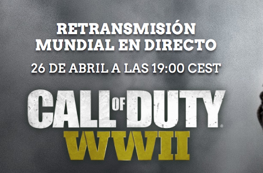 Call of Duty: WWII Streaming