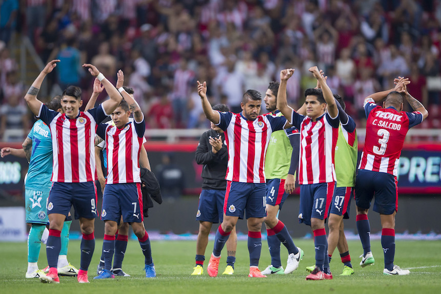 Chivas en la Liga MX